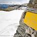 L'arrivo alla Fenêtre - 2827mt (Valle di Champorcher, Parco Regionale del Mont Avic, Valle d'Aosta-Vallée d'Aoste)