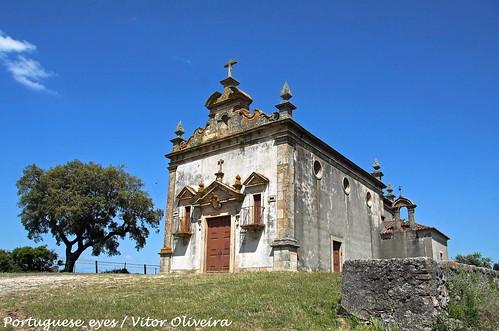 Capela do Calvário - Amieira do Tejo - Portugal