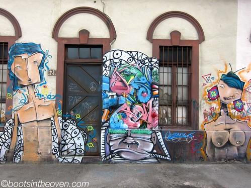 Iquique street art