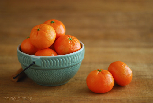 Little Tangerines!