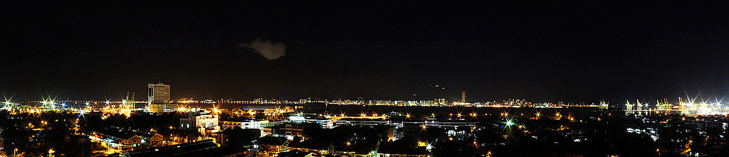 Panorama Night View