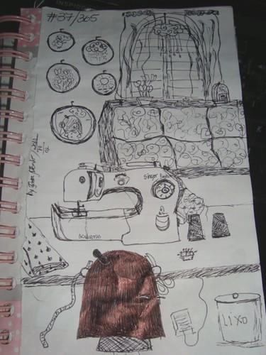 167/365 - Vida Símples  #doodles