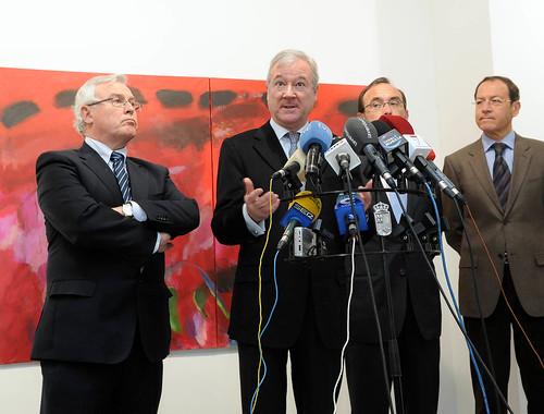 COBACHO, VALCARCEL, MARIN y CAMARA