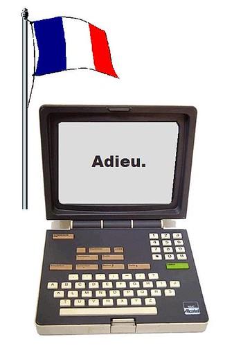 Adieu Minitel