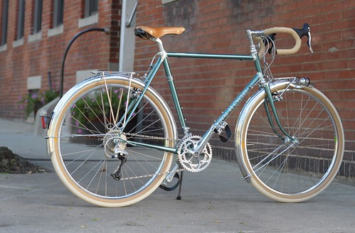 Royal H. + Lovely Bicycle Randonneur