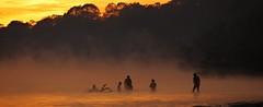 Daybreak  .  .  . (ericrstoner) Tags: sunrise dawn amazon xingu alvorada indígena kamayurá kuarup brasilindigena diaadiabrasileiro parqueindígenadoxingu kamaiurá bemflickrbembrasil ipavu brasilemimagens