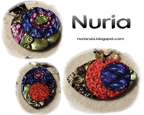 Hojas de firma o Foils by nurieta2010