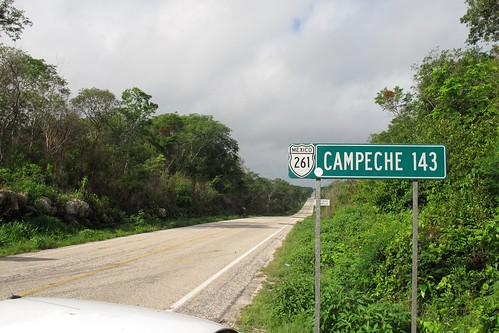 From Uxmal to Campeche