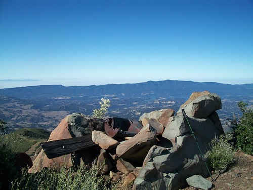McKinley Mountain AWS Cabin Ruins No. 1