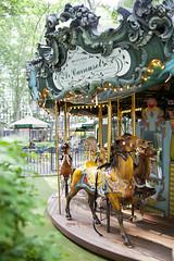 Carrusel (Piriposa_Cris) Tags: park nyc parque horse caballo bryantpark carrousel nuevayork carrusel