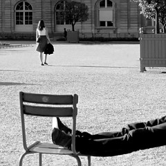Dog Day Afternoon ~ Senate ~ Paris ~ MjYj (MjYj) Tags: summer dog paris days 1975 eden alpacino dogdayafternoon dogdaysofsummer sidneylumet dramafilm jamesbroderick img9983 johncazale charlesdurning carolkane pennyallen chrissarandon mjyj mjyj