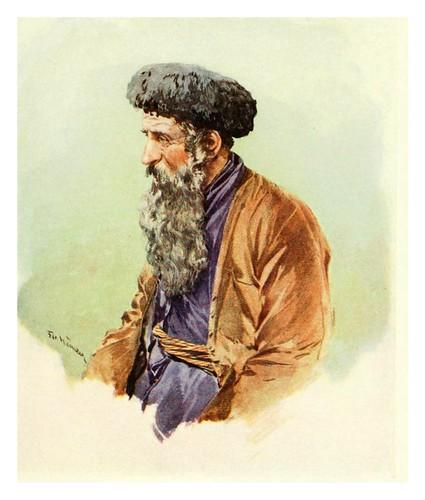 021-Un judio polaco- Provincial Russia-1913- F. de Haenen