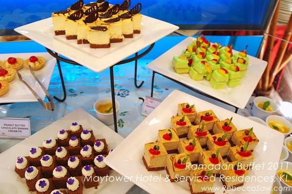 Ramadan buffet - Maytower Hotel & Serviced Residences-19