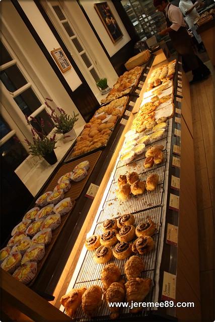 Levain Boulangerie & Patisserie @ Off Jalan Imbi, Kuala Lumpur - Bread & Pastry