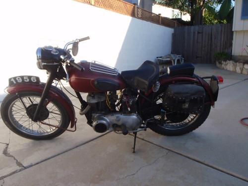 1956 Triumph