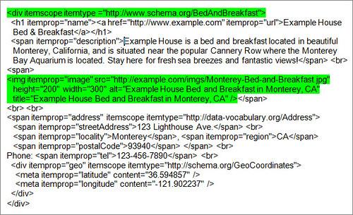 Using Schema.org Micro Data Protocol for Local SEO