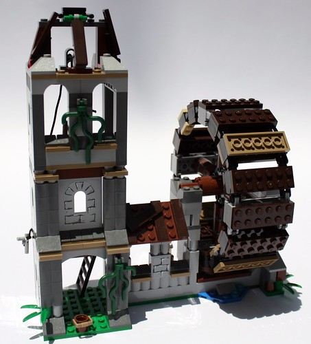 Tower and Waterwheel