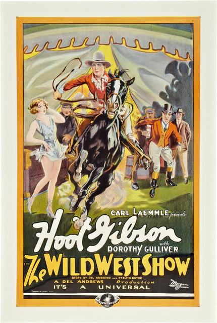 WildWestShowThe1928