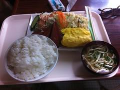 沖縄で定食