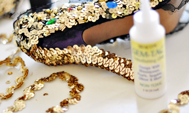 Dolce and Gabbana Embellished Pumps-Shoes-DIY-19