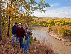 Trinity Waters kicks off website, social media, conservation projects