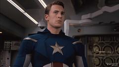 110729(2) - 電影《The Avengers 復仇者聯盟》公開最新預告片和大量場面劇照,將在2012年5月4日全球上映! 4 美國隊長 Captain America