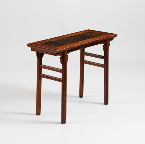 7 Pair Of Huanghuali Side Tables