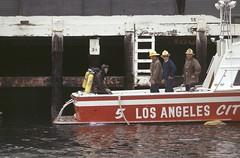 Los Angeles Harbor Drill July 1972