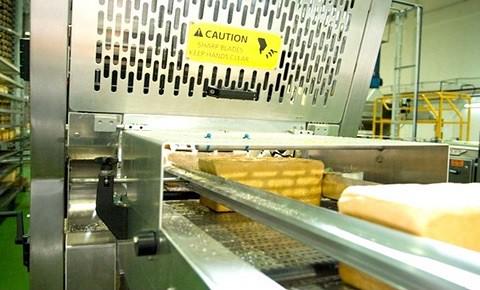 Gardenia Bread Slicing
