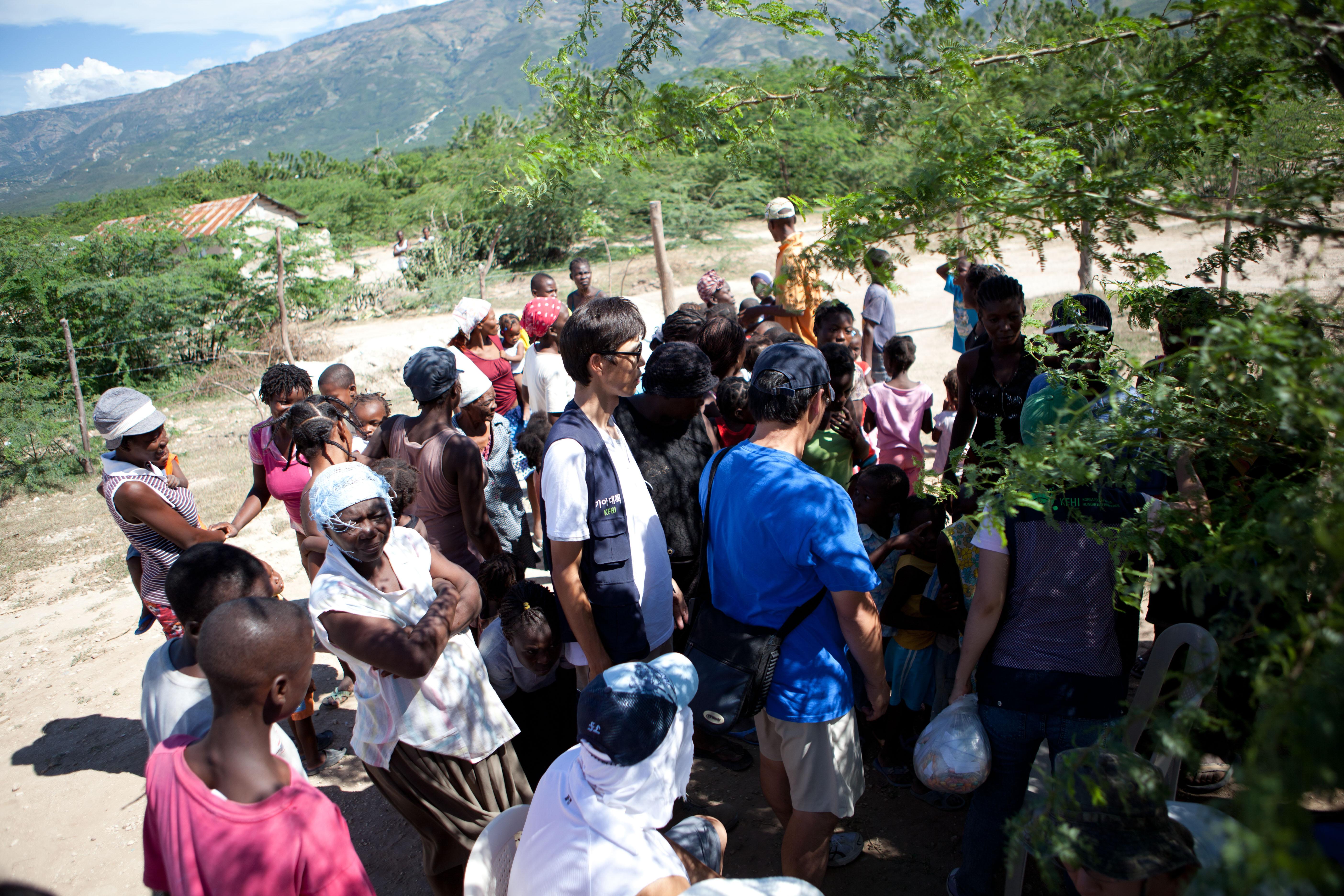 2011 아이티단기선교 어린이사역 (11)