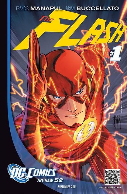 Flash 1 2011 promo