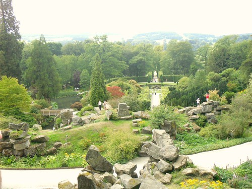 Rockery, Chatsworth House