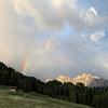 cartolina dai sogni (Lorena Gazzotti) Tags: horses rainbow dreams dolomiti carezza passocostalunga magicunicornverybest sbfmasterpiece sbfgrandmaster