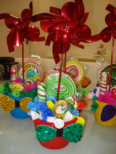 Festa Infantil - Decoração Mesa dos convidados