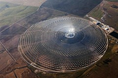 GP02G64 (IgorPodgorny) Tags: outdoors spain day aerialview renewableenergy solarenergy heliostat climatecampaigntitle keywordcheckedimagegpi solarpowerstations