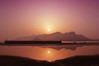 At the time of tranquility (y2-hiro) Tags: morning sea mountain reflection nikon 2470mm sunsrise d3s