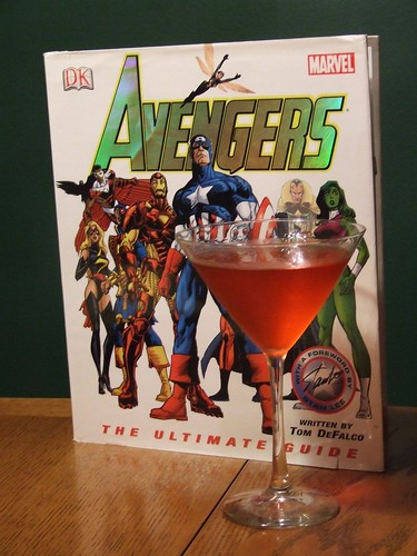 The Marvel Cocktail