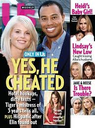 Tiger Woods Cheats