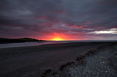 Sunset (Tmas Freyr) Tags: sunset slsetur canoneos1dmarkiii leefilters canonef163528 09hardgrad 06proglass