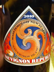 2010 Sauvignon Republic Marlborough Sauvignon Blanc