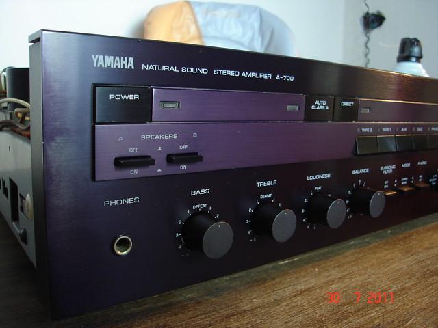 Yamaha A-700 6000459364_c3dc0f2686_z