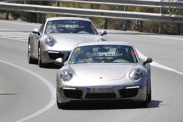 Aqui esta ele: O novo Porsche 911 - Página 4 6002859410_dd28213b43_z