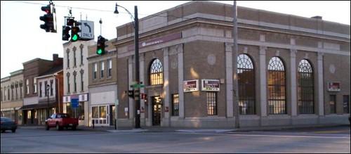 Main St, Mount Morris (by: Allen Schultz via city-data.com)