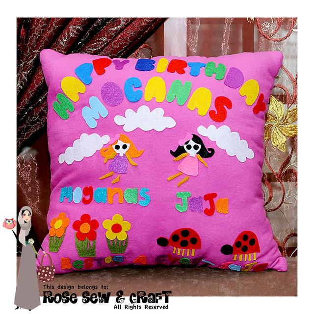 Pillow 4 Moganas