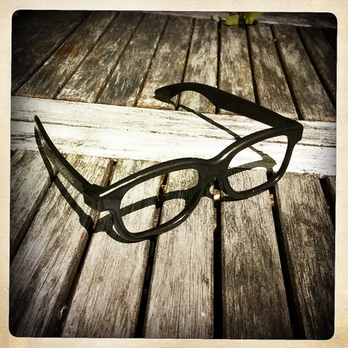 Somewhere out there is a Hipster missing their glasses by BeccaG