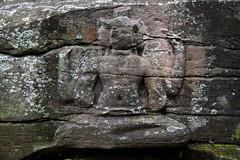 Trapeang Khna reservior (Keith Kelly) Tags: stone asia cambodia southeastasia capital kingdom carving kh siemreap angkor laterite kampuchea kohker khmerempire jayavarmaniv brahmanic angkhna trapeangkhnareservior 928944ad