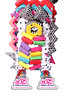 varenye robot5 (VARENYE) Tags: abstract art naive glitch newage fashiondesign avantgard varenye newrave russiandesign fashionart varenyecom neohipsters casualartgames