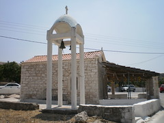 P8030099 (kitsosmitsos) Tags: beach church island aegina     vagia