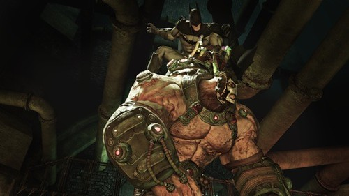 Batman Will Team Up With Bane In Arkham City