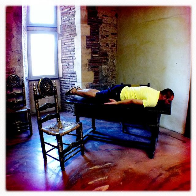 Iola planking 2